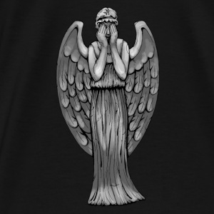 Don't Blink Bags & backpacks - Men's Premium T-Shirt