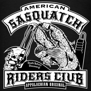 American Sasquatch Riders Club - Men's T-Shirt