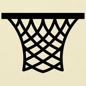 Basketball Net - Eco-Friendly Cotton Tote