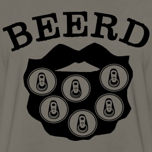 Beerd T-Shirts - Men's Premium Long Sleeve T-Shirt