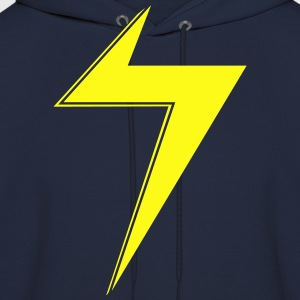 Ms Marvel Bolt T-Shirts - Men's Hoodie