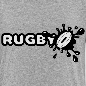 Rugby Splash Kids' Shirts - Toddler Premium T-Shirt