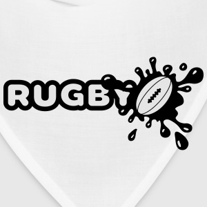 Rugby Splash Hoodies - Bandana