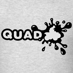 Quad Splash Hoodies - Men's T-Shirt