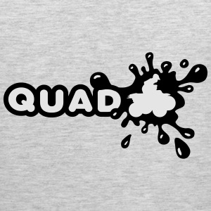 Quad Splash Hoodies - Men's Premium Tank