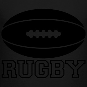Rugby Team Kids' Shirts - Toddler Premium T-Shirt