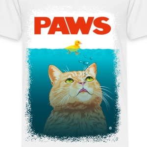 Paws! Baby & Toddler Shirts - Toddler Premium T-Shirt