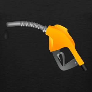 Gas Pump Nozzle - Men's Premium Tank