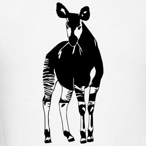 Okapi Hoodies - Men's T-Shirt