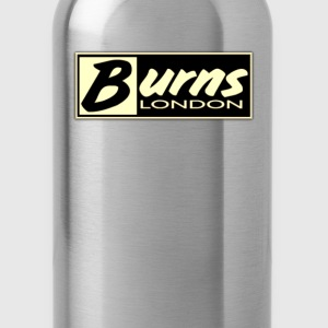 Vintage Burns - Water Bottle