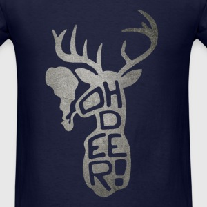 oh deer - Men's T-Shirt