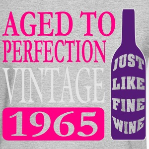 Vintage 1965, 50th Birthday Women's T-Shirts - Men's Long Sleeve T-Shirt