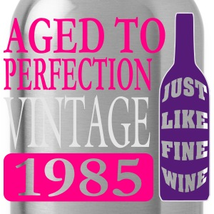 Vintage 1985, 30th Birthday Women's T-Shirts - Water Bottle
