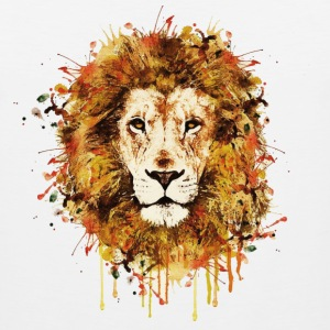 Lion King T-Shirts - Men's Premium Tank