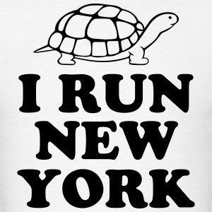 I Run New York Sportswear - Men's T-Shirt
