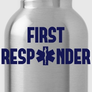 first responder T-Shirts - Water Bottle