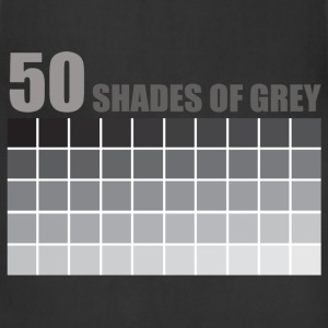 50 SHADES OF GREY T-Shirts - Adjustable Apron