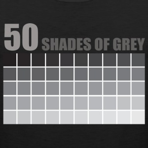 50 SHADES OF GREY T-Shirts - Men's Premium Tank