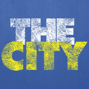The City Vintage - Tote Bag