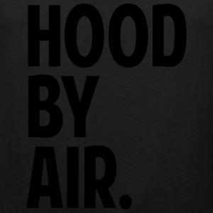 hood by air  - Men's Premium Tank