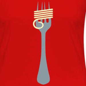 spaghetti T-Shirts - Women's Premium Long Sleeve T-Shirt