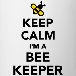 Keep calm I'm a Beekeeper T-Shirts - Coffee/Tea Mug