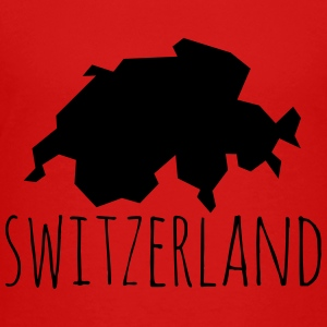 switzerland Kids' Shirts - Toddler Premium T-Shirt