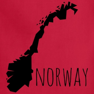 norway T-Shirts - Adjustable Apron