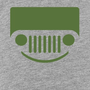 smile car - Toddler Premium T-Shirt