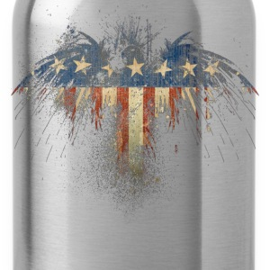 eagle america - Water Bottle