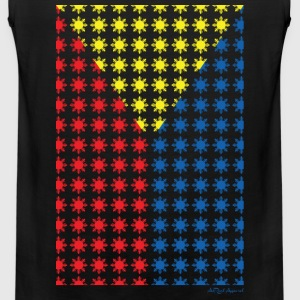 Philippines Filipino Sun Flag by AiReal Apparel Kids' Shirts - Men's Premium Tank