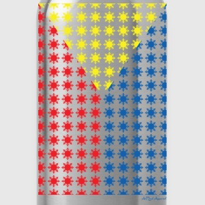 Philippines Filipino Sun Flag by AiReal Apparel T-Shirts - Water Bottle