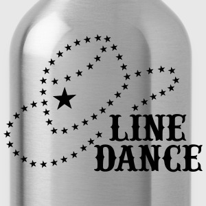 LINE DANCE STAR HAT Women's T-Shirts - Water Bottle
