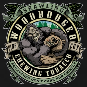 Woodbooger Chewing Tobacco - Men's T-Shirt