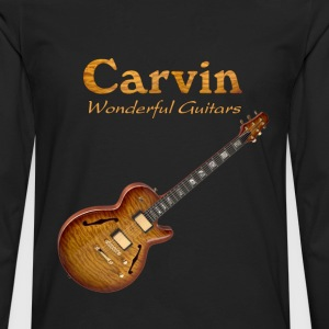 Carvin Wonderful  Guitars - Men's Premium Long Sleeve T-Shirt
