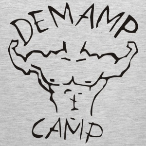 Demamp Camp Workaholics - Men's Premium Tank