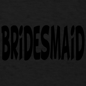 Bridesmaid Design Caps - Men's T-Shirt