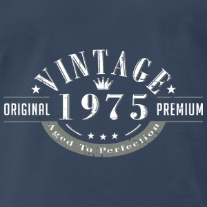 Aged to perfection '75 Tank Top - Men's Premium T-Shirt