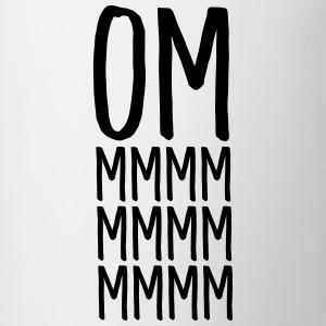 OM MMMMMMMMMMMM Tank Tops - Coffee/Tea Mug