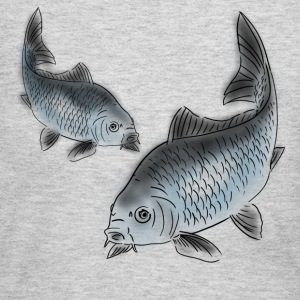 carp T-Shirts - Women's Long Sleeve Jersey T-Shirt