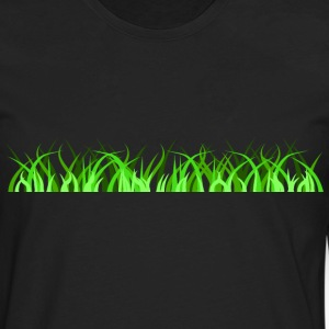 Grass - Men's Premium Long Sleeve T-Shirt