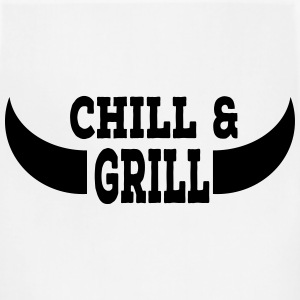 grill T-Shirts - Adjustable Apron