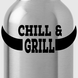 grill T-Shirts - Water Bottle