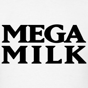 Mega Milk Tank Tops - Men's T-Shirt