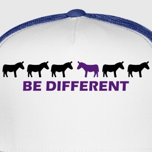 be different donkey T-Shirts - Trucker Cap