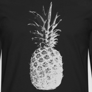 pineapple T-Shirts - Men's Premium Long Sleeve T-Shirt