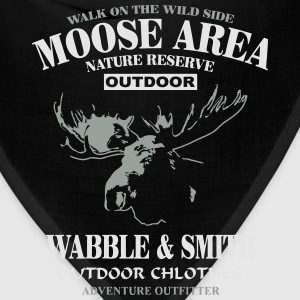 Moose  Hoodies - Bandana
