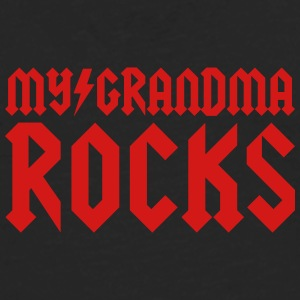 My grandma rocks Baby & Toddler Shirts - Men's Premium Long Sleeve T-Shirt