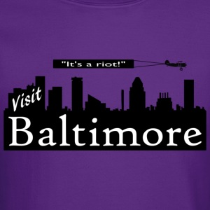 Visit Baltimore - It's a riot! - Crewneck Sweatshirt