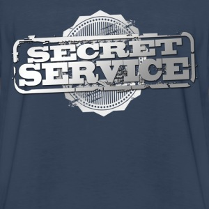 secret service - Men's Premium Long Sleeve T-Shirt
